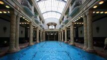 Les 5 plus beaux bains de Budapest