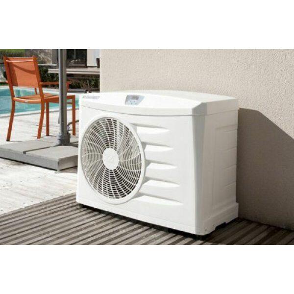 Thermopompe de piscine un type de chauffage pour l 39 eau for Chauffage petite piscine