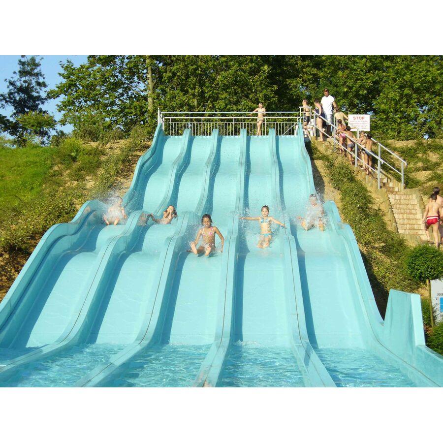 Base de loisirs les cascades tr voux horaires tarifs for Tarif piscine lyon