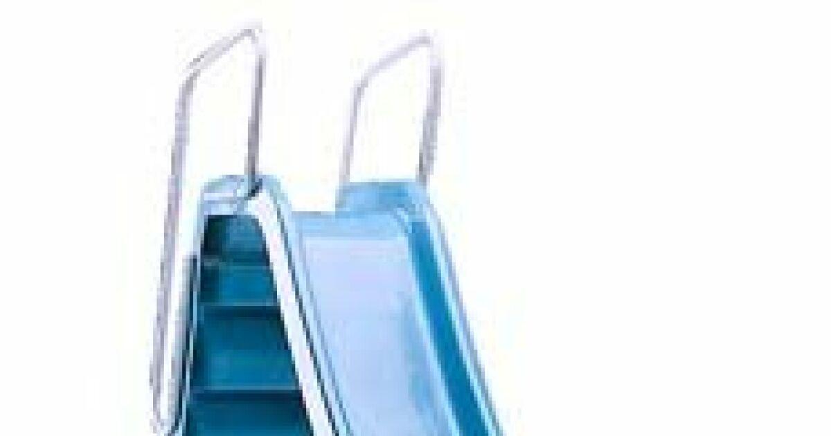 Toboggan piscine astral pranaslide 1m80 for Astral piscine