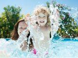 Tout l'été dans sa piscine !