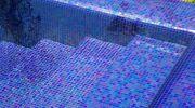 Les traces et taches sur une piscine