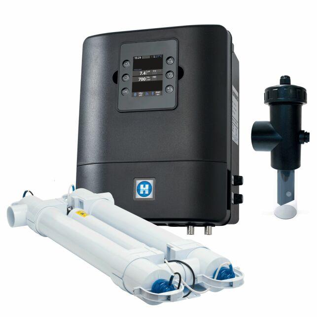 Traitement de l'eau avec AquaRite® UV LS par Hayward