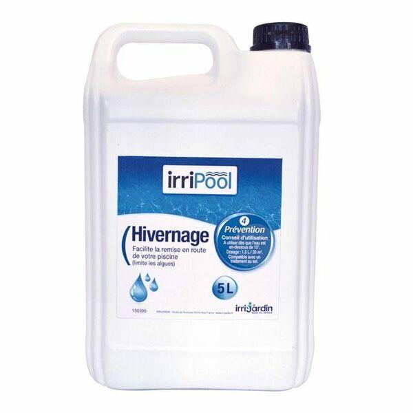 Traitement pour l 39 hivernage irripool Produit d hivernage piscine