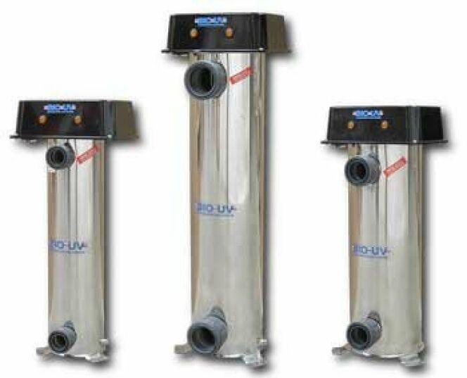 Les outils du traitement de l 39 eau for Traitement eau piscine uv