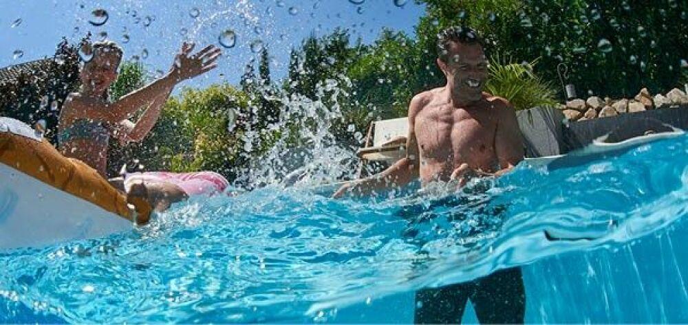 Traitez votre piscine automatiquement avec Waterair© Waterair