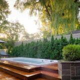 Transformer sa piscine en spa de nage avec Clair Azur