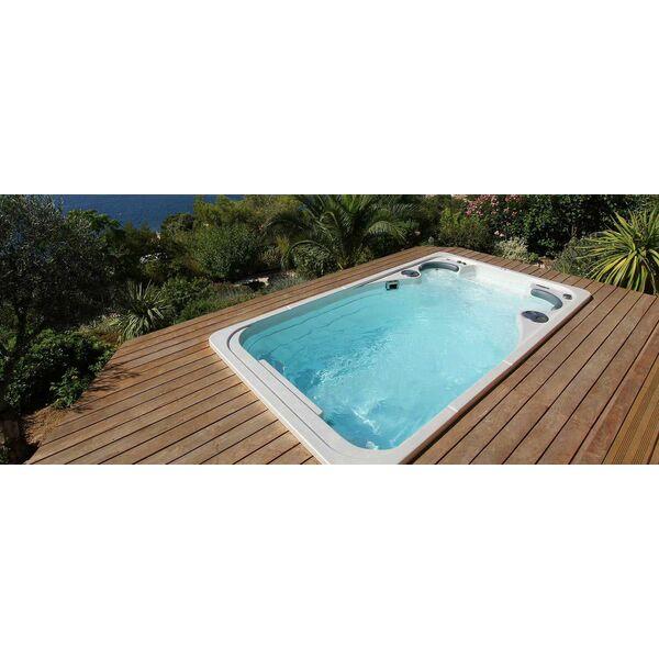 Comment transformer sa piscine en spa de nage avec clair azur for Spa avec piscine