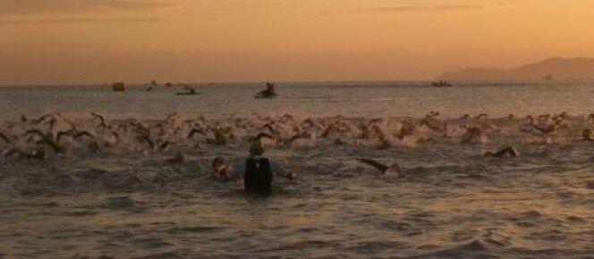"""Triathlon : la nage comme point de départ<span class=""""normal italic petit"""">© sambadelic</span>"""
