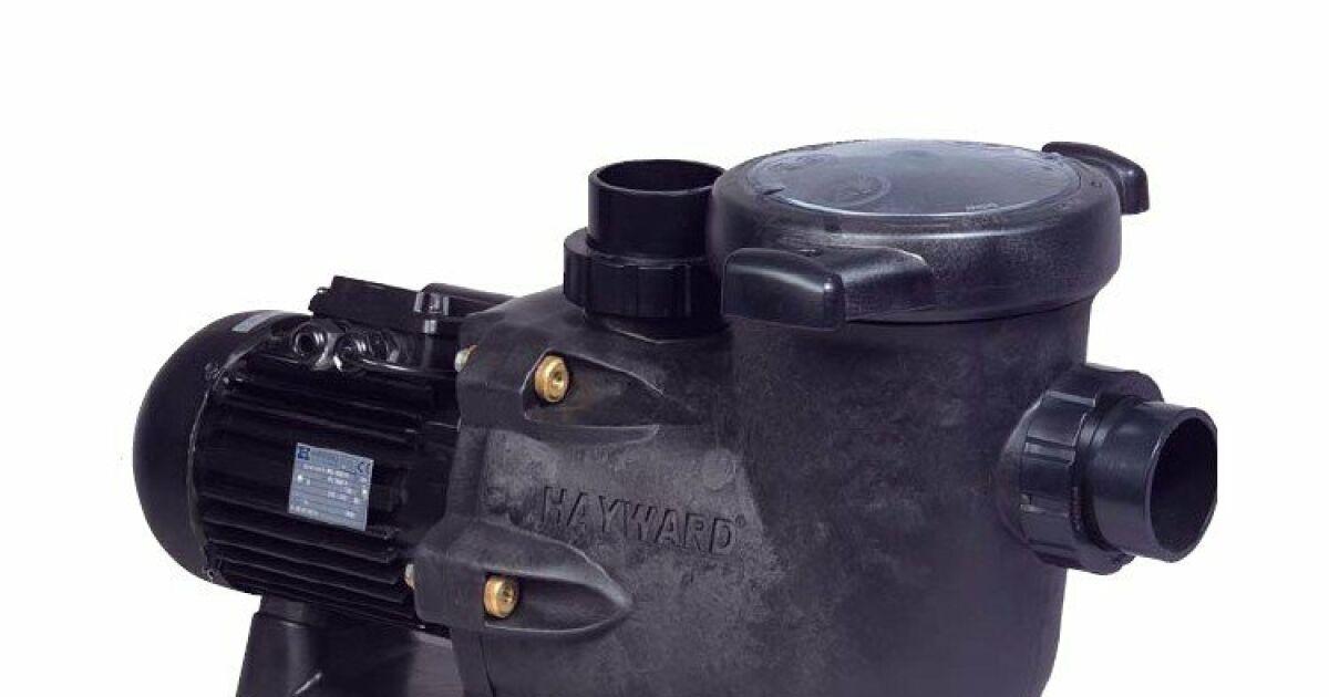 pompe hydraulique piscine tristar hayward