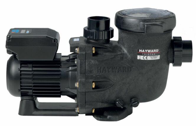 La pompe de filtration TriStar VSt est idéale pour les bassins de moyenne ou grande taille.
