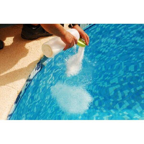 erreur de dosage du chlore dans une piscine que faire