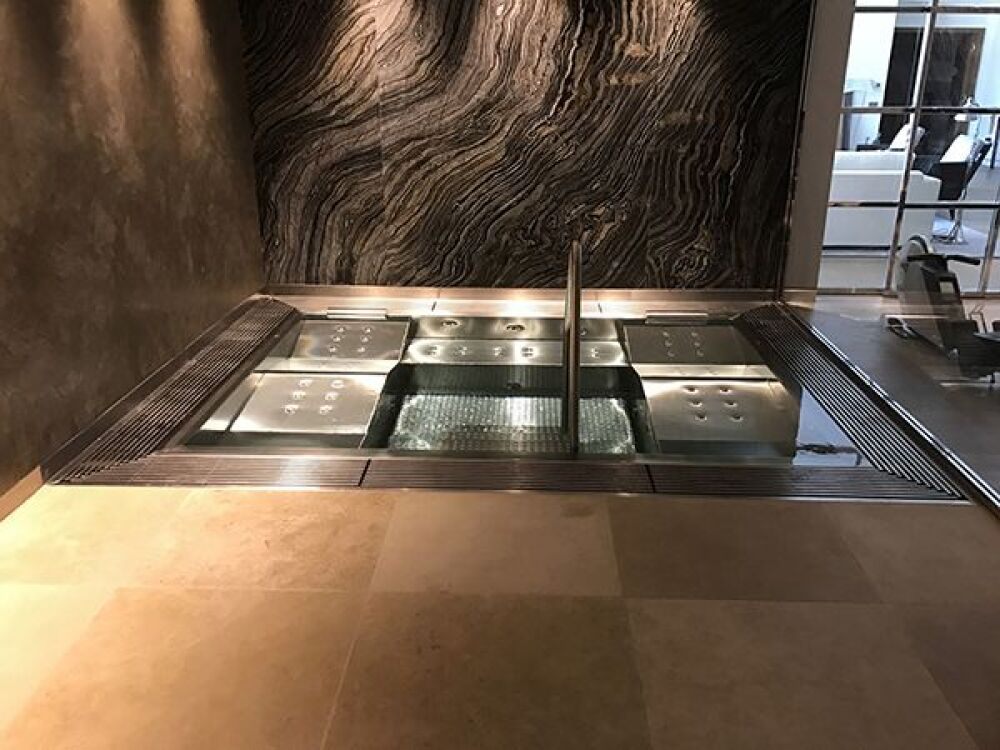 Trophée Argent Ex-Aequo - Catégorie Spa© Steel and Style