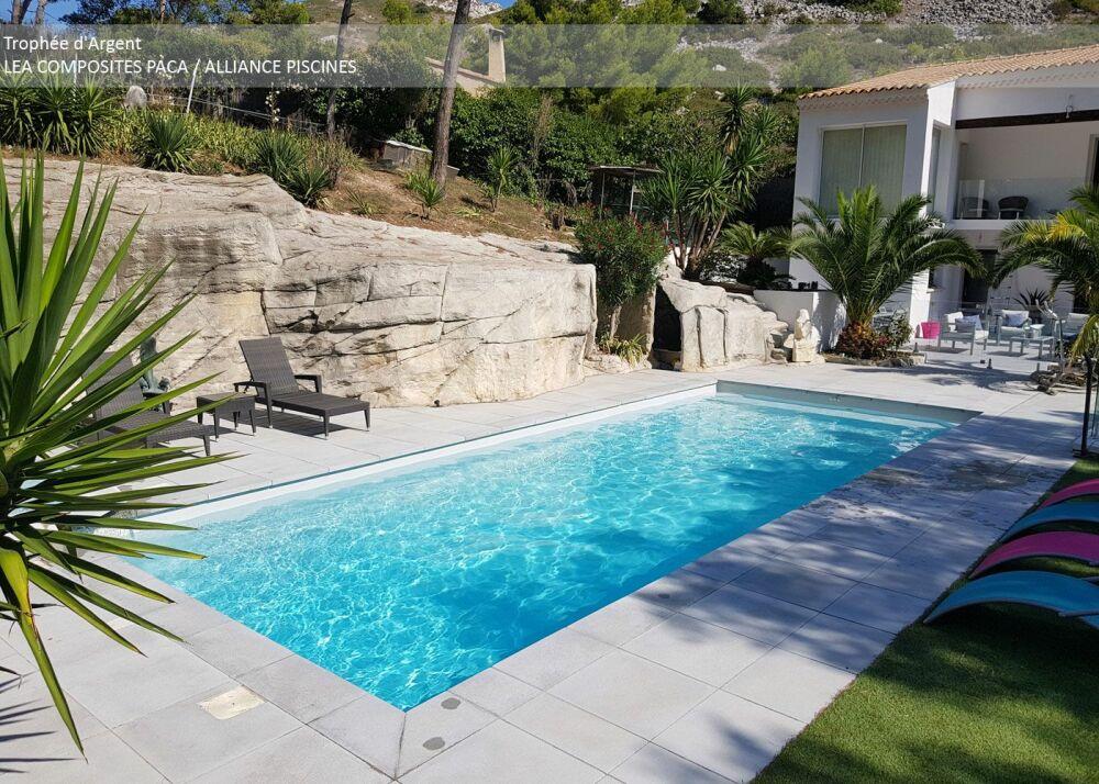 Trophée d'Argent - Catégorie piscine installée par un particulierDR