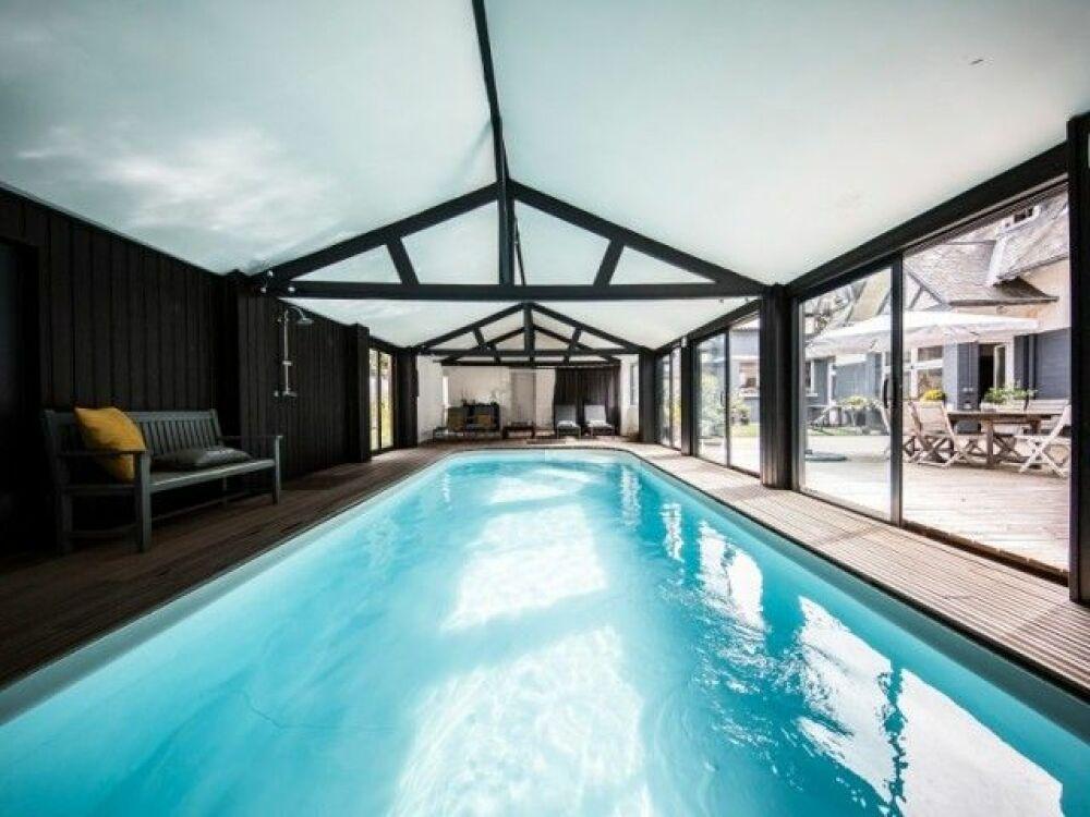 Trophée d'Argent - Catégorie piscine intérieureDR