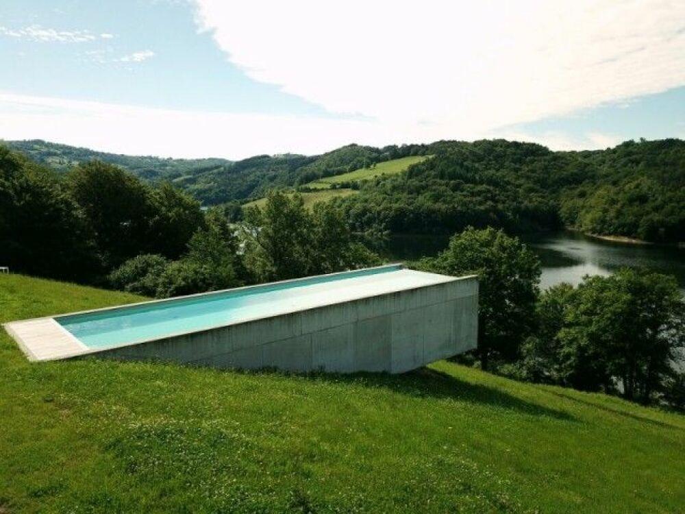 Trophée d'Or - Catégorie piscine d'exceptionDR