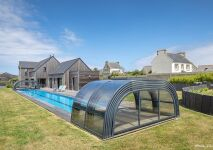 Trophées de la Piscine et du Spa 2019 : couloir de nage par l'esprit Piscine