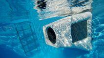 Turbine de nage Hydrostar : nouveau dispositif de suspension