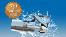Nouveau palier de puissance pour la turbine de nage pour piscine HydroStar
