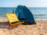 Les abris de plage