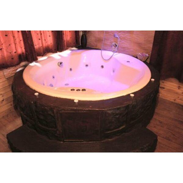 Une baignoire hammam choisir entre bain de vapeur et bain tout court - Spa gonflable en solde ...