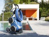 Un chariot pour son robot de piscine : déplacer le robot hors de l'eau