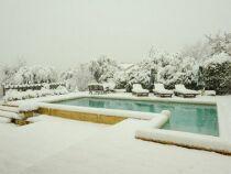 Un coffret hors-gel pour la piscine : éviter le gel de l'eau de la piscine