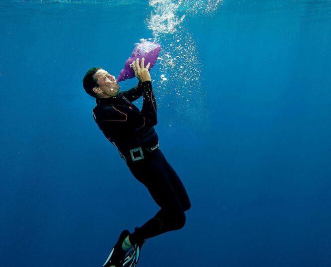 Un concert sous l'eau avec un bioacousticien