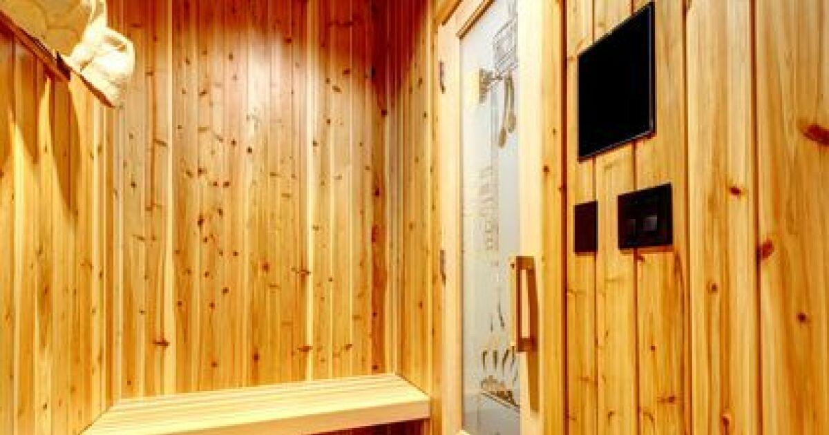 un enfant peut il aller au sauna. Black Bedroom Furniture Sets. Home Design Ideas