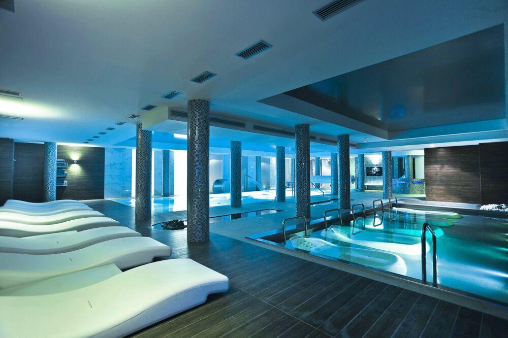 Un espace de détente apaisant© Sha Wellness Clinic