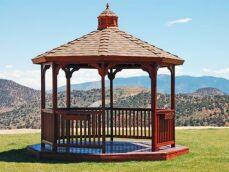 Un gazebo pour spa : un abri décoratif pour votre spa