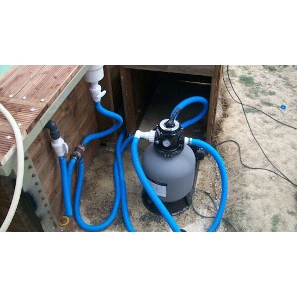 Un groupe de filtration pour piscine c est plus simple for Principe filtration piscine