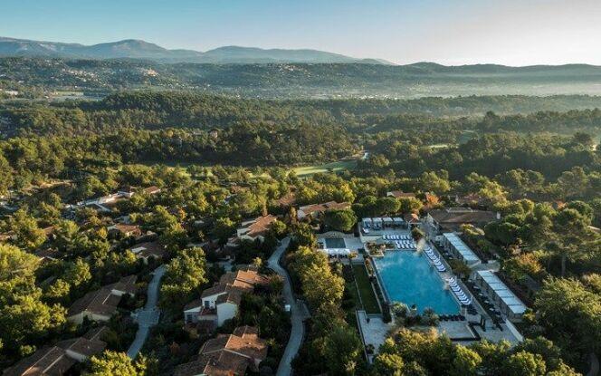 Un hôtel en plein coeur de la Provence : l'Hôtel Terre Blanche