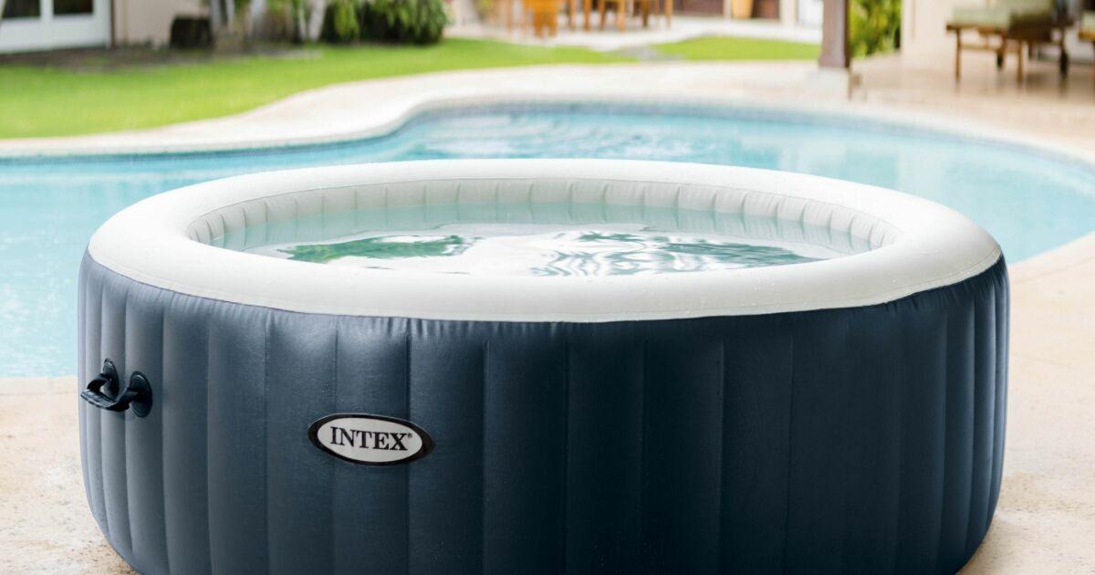 Spa gonflable et Hot Tub Kit de réparation peut être appliqué sous l/'eau PureSpa paresseux