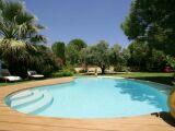 Liner de piscine antidérapant