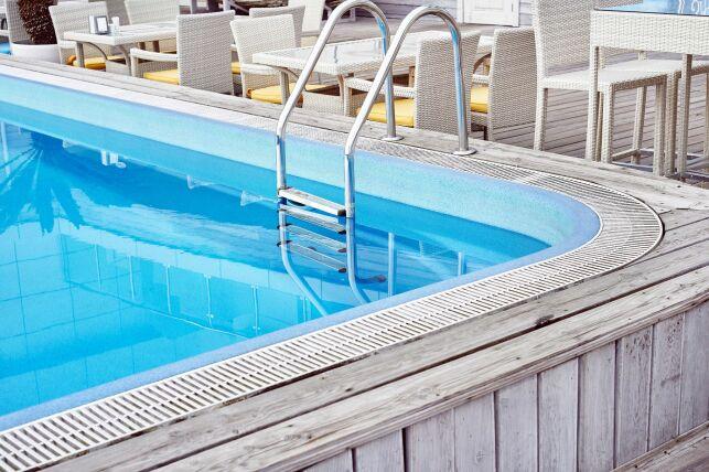 Un liner pour votre piscine en bois