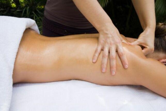 Un massage Lomi Lomi