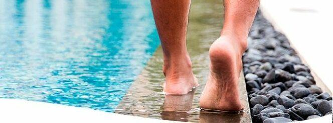 """Un nouveau salon dédié aux professionnels de la piscine à Madrid<span class=""""normal italic petit"""">© Tecnova Piscinas</span>"""