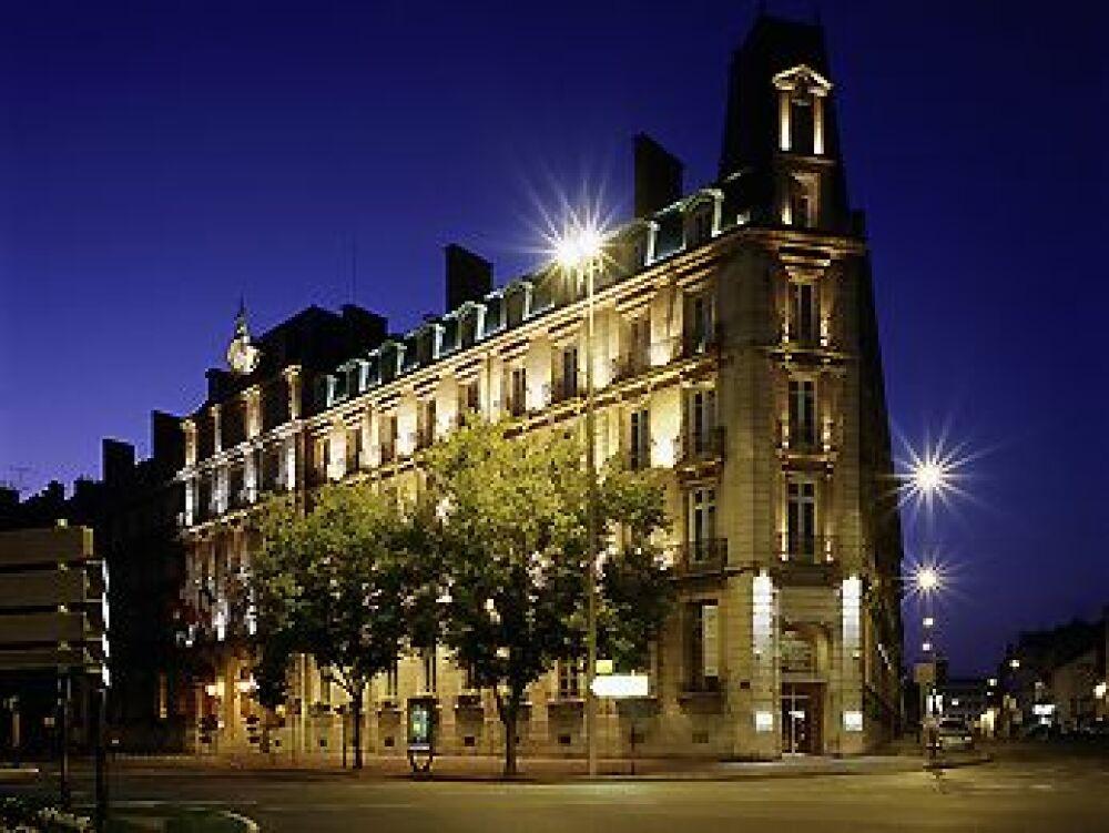 Un nouveau spa pour le Grand Hôtel La Cloche à Dijon © accor-hotels.com