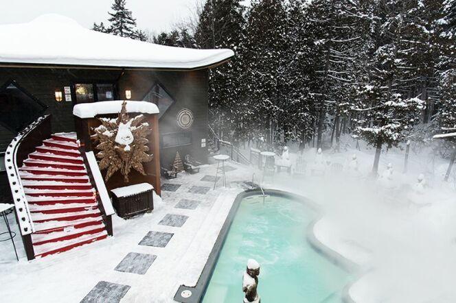 Un petit bain hivernal à l'Ofuro Station Zen