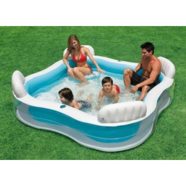 Une piscine d montable facile installer et ranger - Piscine hors sol demontable ...