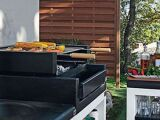 le pool house de piscine. Black Bedroom Furniture Sets. Home Design Ideas