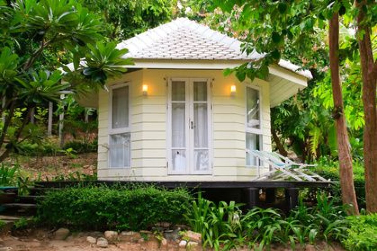 Construire Un Pool House quels matériaux pour un pool house ? - guide-piscine.fr