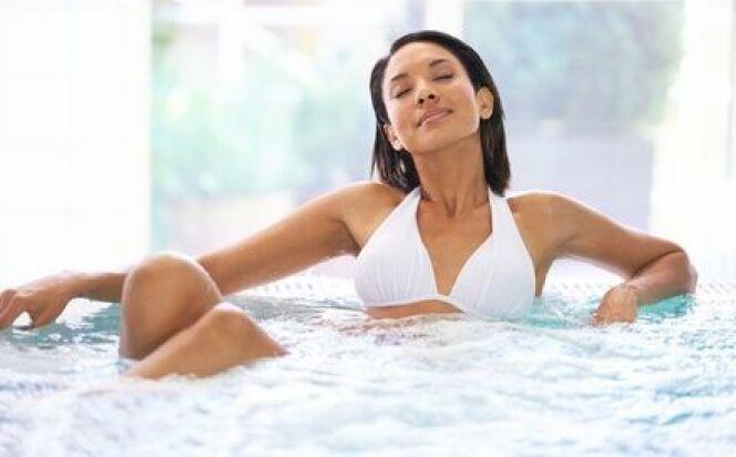 Un réchauffeur pour chauffer l'eau de votre spa