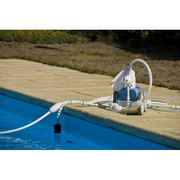 Robot de piscine haut de gamme le choix d 39 un robot for Robot piscine en solde