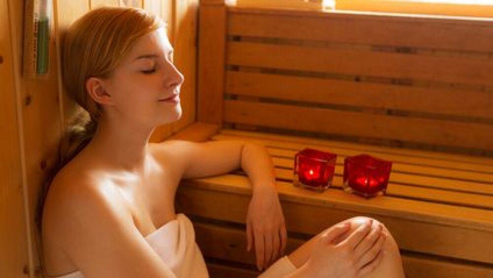 Un sauna à infrarouges chez soi, avec Clairazur© Christian Schwier