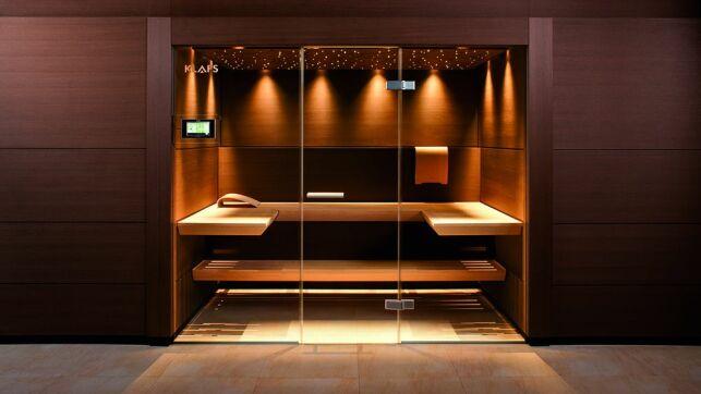 Un sauna design est un atout indéniable pour votre intérieur qu'il mettra parfaitement en valeur.