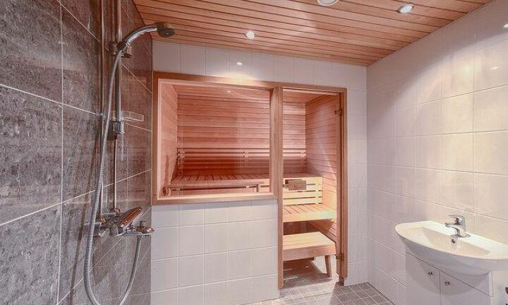 Un Sauna Douche Gain De Place Et Hygiene Guide Piscine Fr