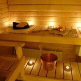 Un sauna en bois : authenticité et qualité