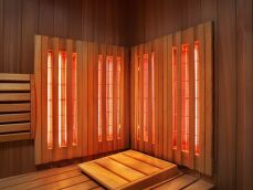 Un sauna infrarouge : la chaleur tout en douceur
